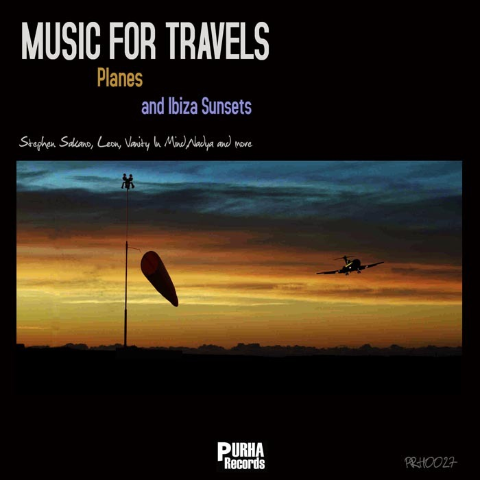 VA - Music for Travels, Planes and Ibiza Sunsets